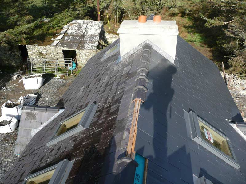 Galway Modern Renovation Roofing Galway